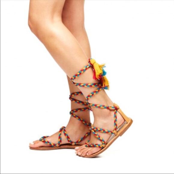 3e1a08295831 Soludos NIB Size 9 Gladiator Sandals
